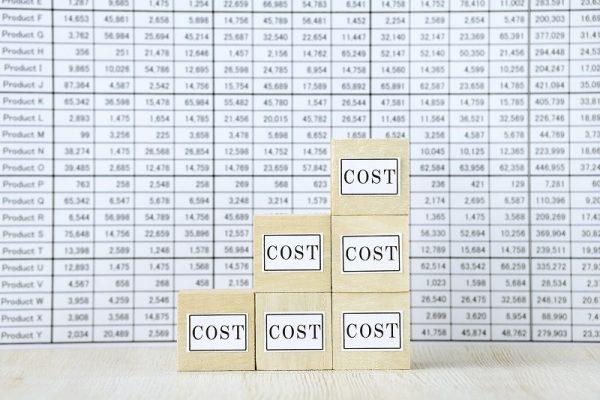 経費的なコスト削減